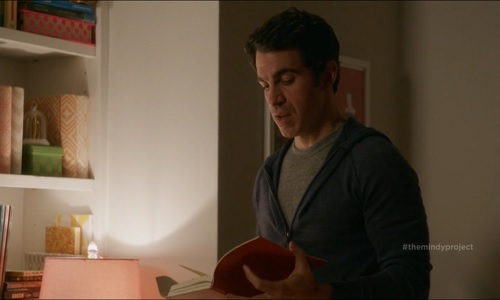 Danny and Mindy's diary