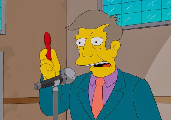 Seymour Skinner dia diretor