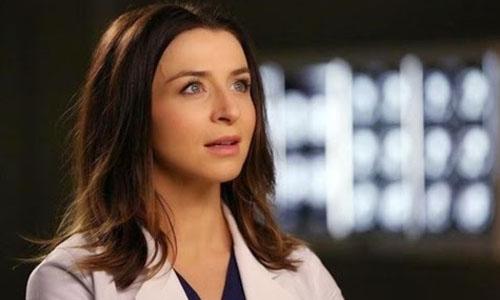 Amelia - Grey's Anatomy 11X08