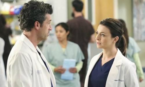 Derek e Amelia - Grey's Anatomy 11X07