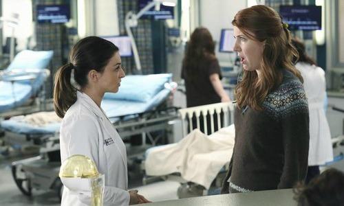 Amelia - Grey's Anatomy 11X07