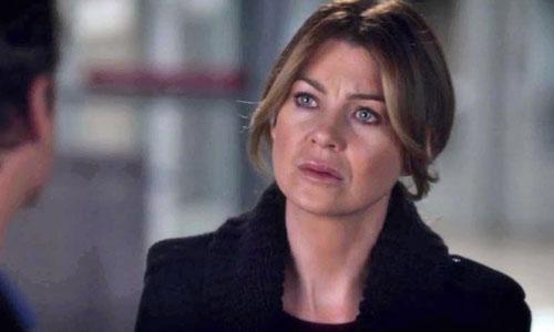Grey's Anatomy - 11X08