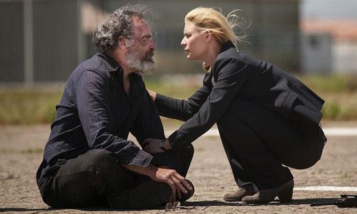 Carrie e Saul - Homeland 4X09