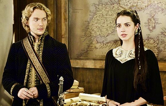 Reign - 2x05  - Francis e Mary