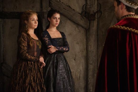 Reign - 2x06 Catherine e Mary