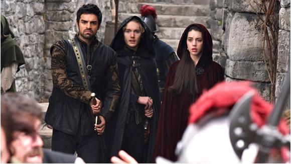 Reign - Louis, Francis e Mary