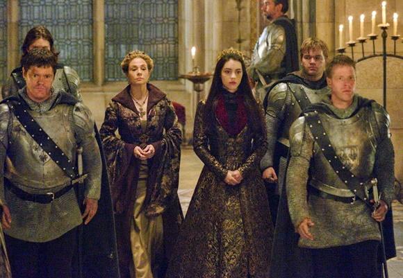 Reign - Catherine e Mary