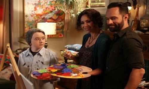 Fiona, Chris e Marcus 2x11