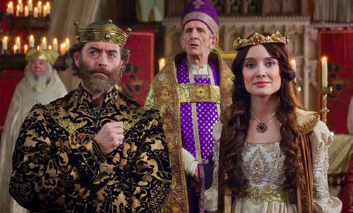 Galavant-King-Richard-Madalena