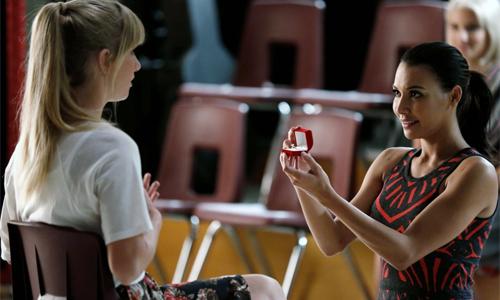 Glee-6x03-Santana-Britt