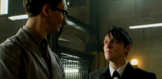 Gotham charada pinguim