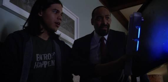 Joe e Cisco