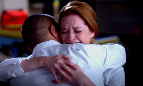 Jackson e April - Greys Anatomy 11x09