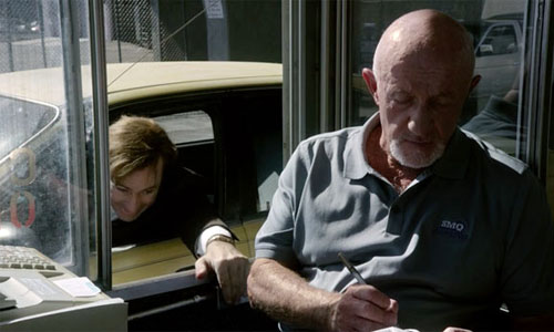 Mike - Better Call  Saul - 1x03