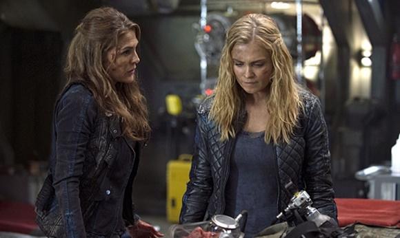 The 100 - Abby e Clarke