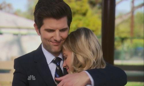 Leslie e Ben - Futuro