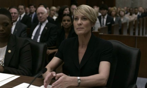 Claire - House of Cards - 3x02