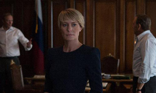 Claire - House of Cards-3x06