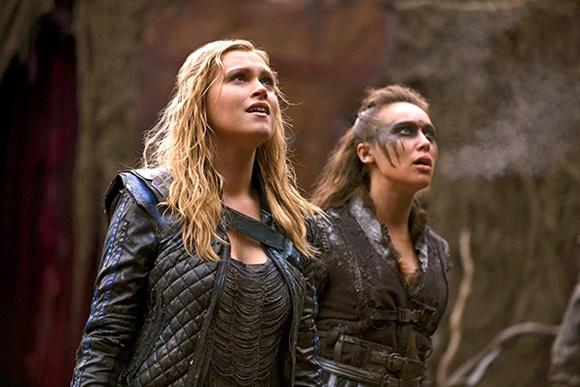 The 100 - Clarke e Lexa