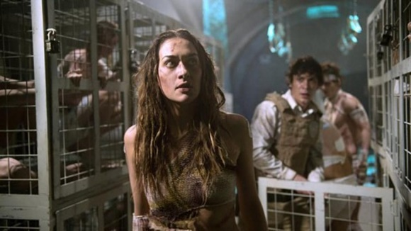 The 100 - Grounder