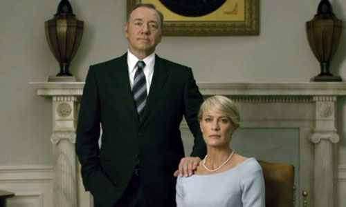House of Cards - 3x07