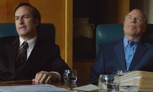 Jimmy e Chuck - Better Call Saul - 1x08 - 1x09