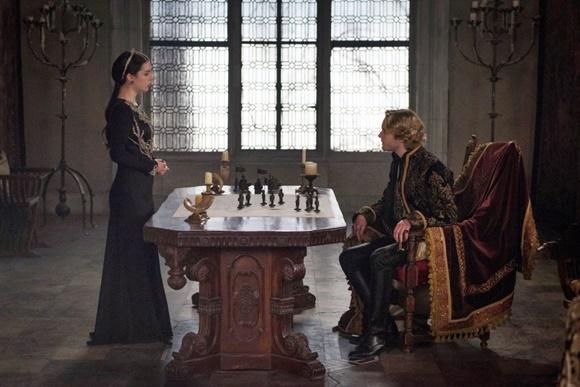 Reign - Mary e Francis