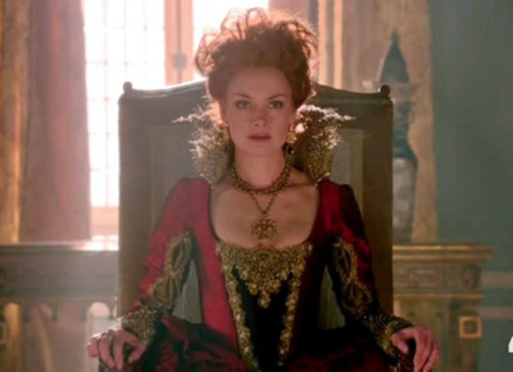 Reign - Elizabeth