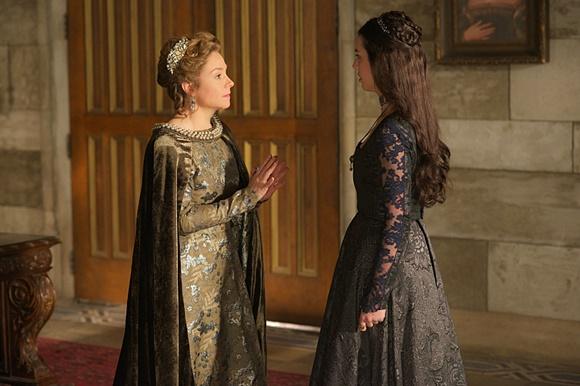 Reign - Mary e Catherine
