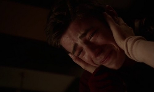 the flash finale