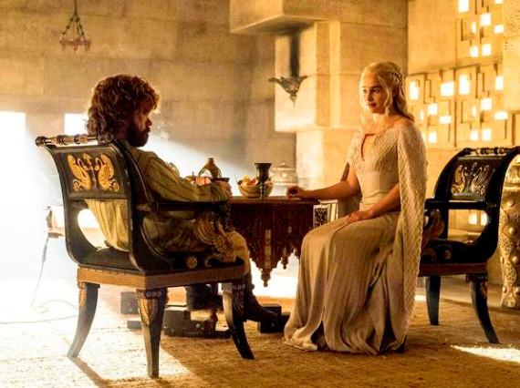 Tyrion Daenerys