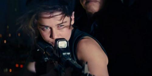 Emilia Clarke no novo Exterminador do Futuro