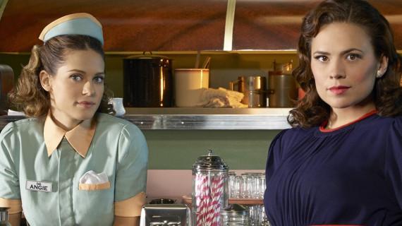 Angie e Peggy