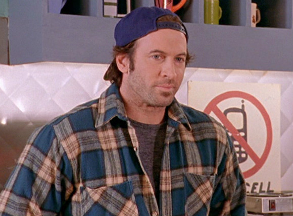Luke - Gilmore Girls