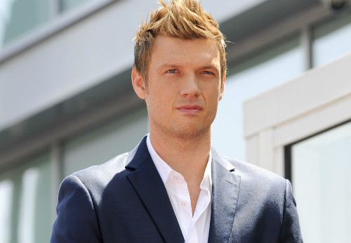 Nick Carter, dos Backstreet Boys