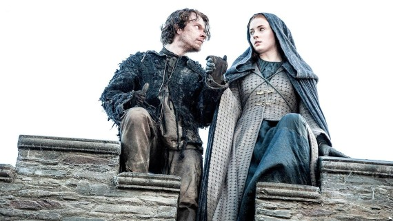 Sansa e Theon