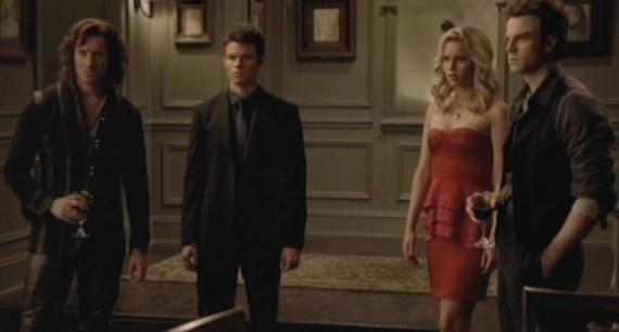 Originals - Retorno de Kol, Finn e Rebekah em flashbacks