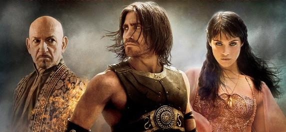 Estrelado por Jake Gyllenhaal e Gemma Arteton, Principe da Persia é baseado no video-game de mesmo nome