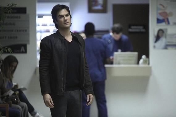 The Vampire Diaries - Damon Salvatore