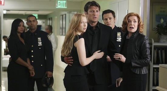 Beckett no hospital após sofrer tiro