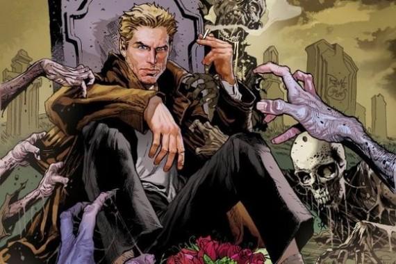 Constantine - Quadrinhos