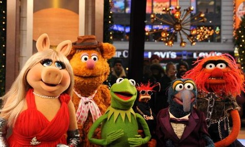 A gang The Muppets