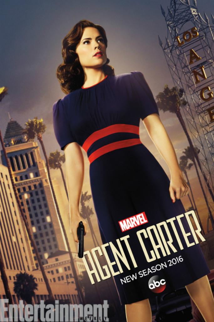 Carter Comic Con