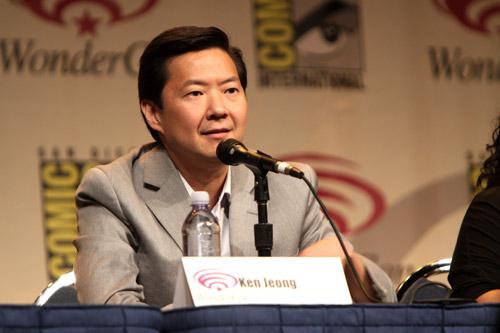 Ken Jeong na Comic-Con
