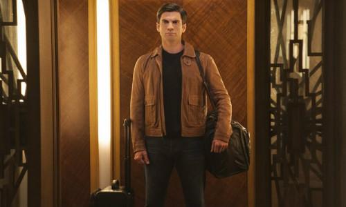 Wes Bentley como John Lowe em American Horror Story: Hotel