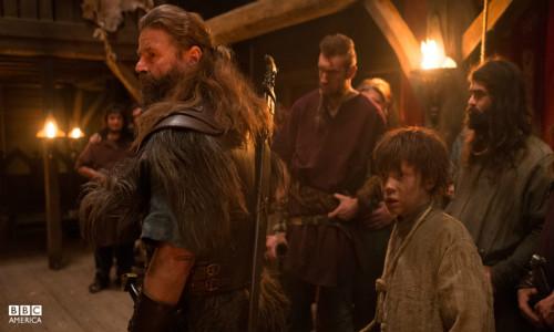 Earl Ragnar e Uhtred - Season Premiere de The Last Kingdom