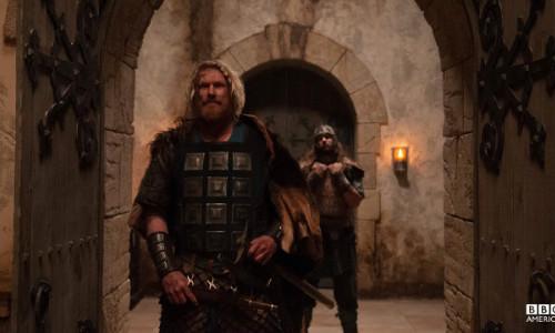 Rune Temte como Ubba - The Last Kingdom