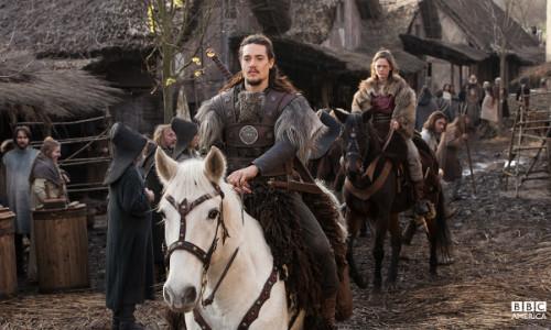 Uhtred e Brida chegam a Wessex - The Last Kingdom